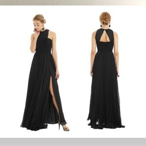 NWT Fame and Partners Black Formal Dress Size US 6